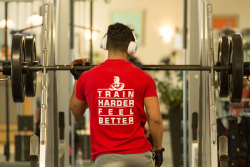 Train Harder Feel Better
